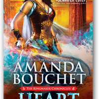 Heart On Fire- Amanda Bouchet
